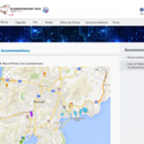2014 ITU전권회의 숙박예약시스템 WEB & DEVELOPMENT