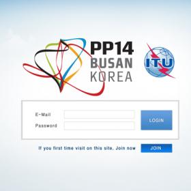2014 ITU 전권회의 WEB & DEVELOPMENT